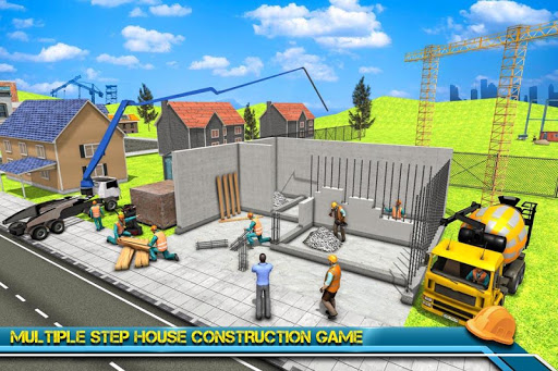 Modern Home Design House Construction Games 3d Game For Android Download Cafe Bazaar