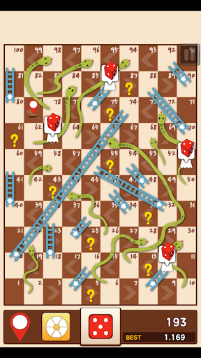Snakes and Ladders King