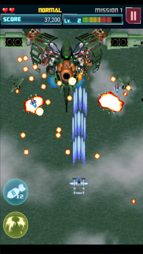 STRIKERS 1945-2 Game for Android - Download | Cafe Bazaar