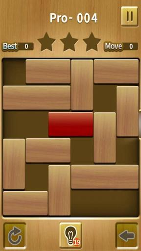 Escape Block King - Gameplay image of android game
