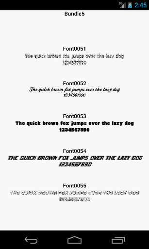 Fonts For Flipfont 5 For Android Download Cafe Bazaar