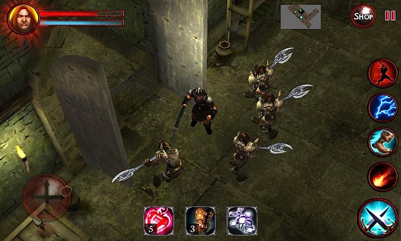 D Dungeons (Action RPG) - Download | Install Android Apps | Cafe Bazaar
