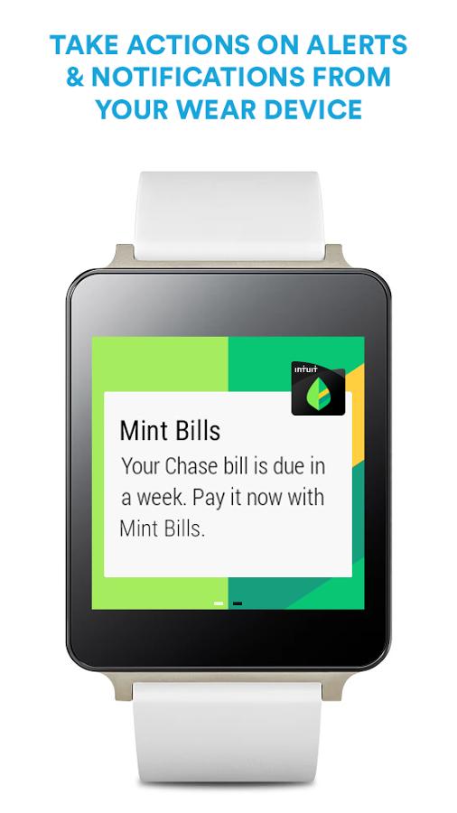 Mint Bills for Android - Download | Cafe Bazaar