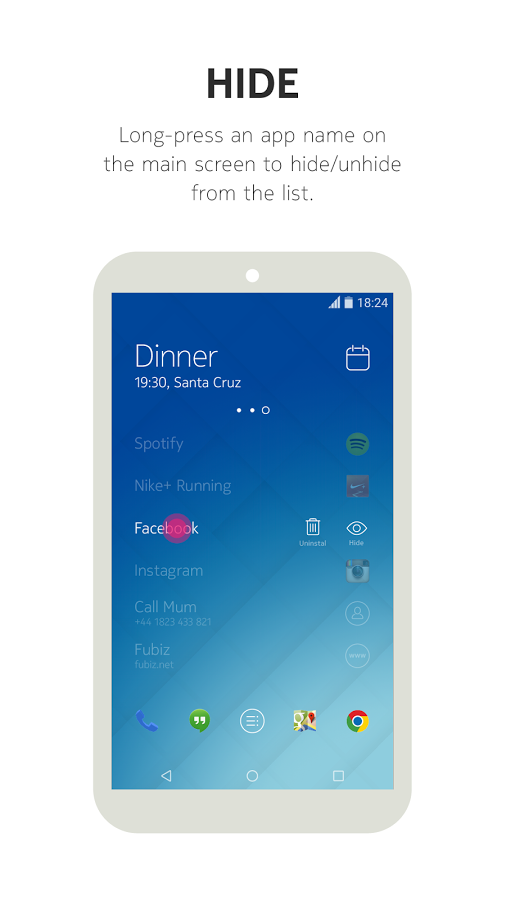Z Launcher Download Install Android Apps Cafe Bazaar