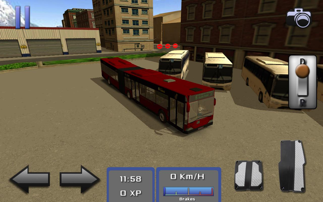 bus driver online game without downloading