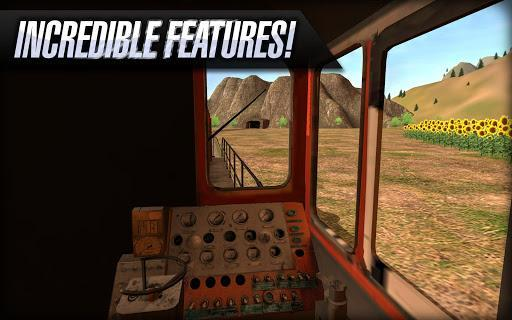 Train Driver 15 - Gameplay image of android game