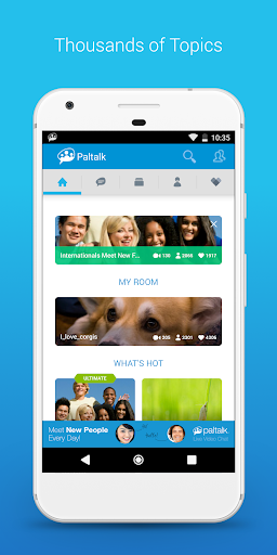 paltalk mobile samsung