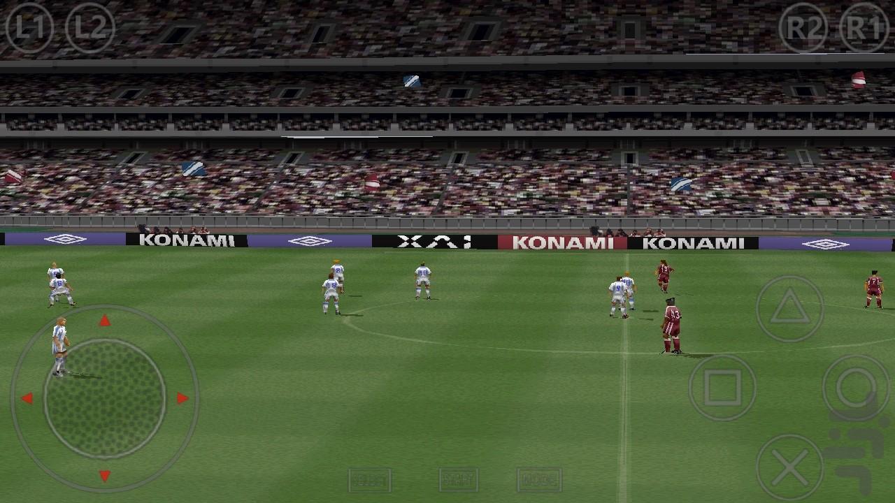 Pro Evolution Soccer Game for Android - Download | Cafe Bazaar