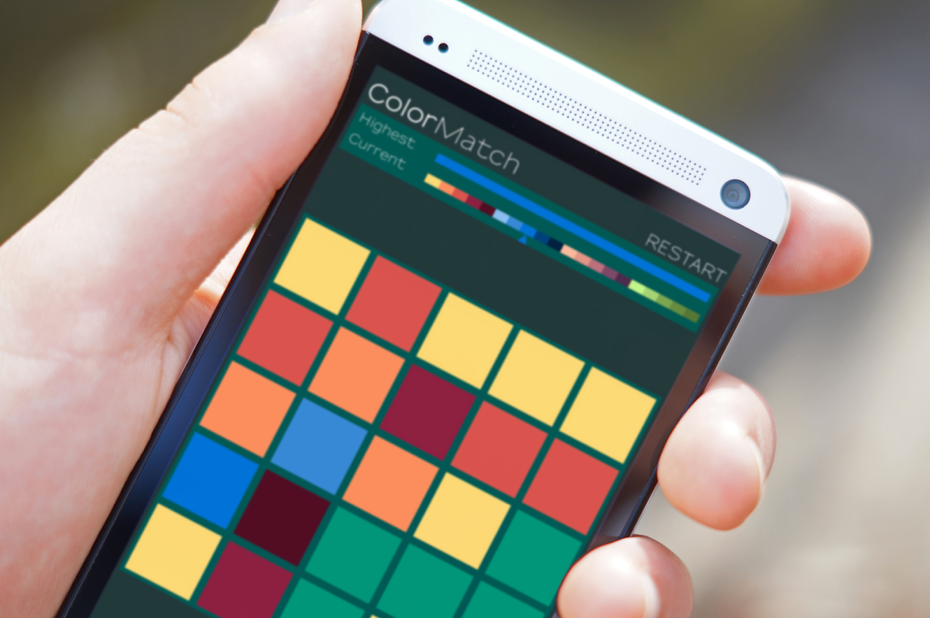 Color Match - Download | Install Android Apps | Cafe Bazaar