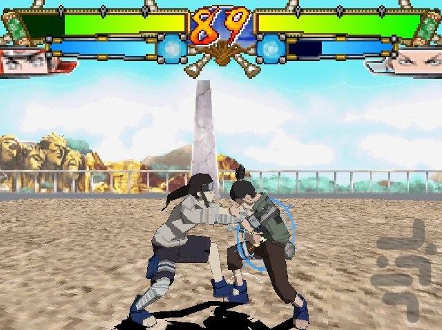 download game naruto ninja council 4 apk