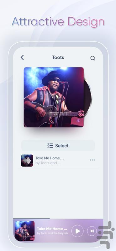 Music Player - Image screenshot of android app