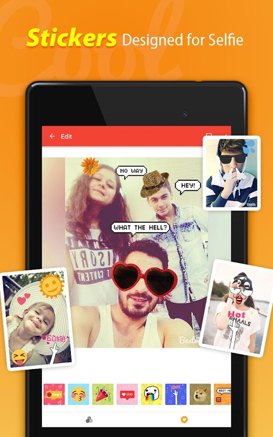BestMe Selfie Camera for Android - Download | Cafe Bazaar