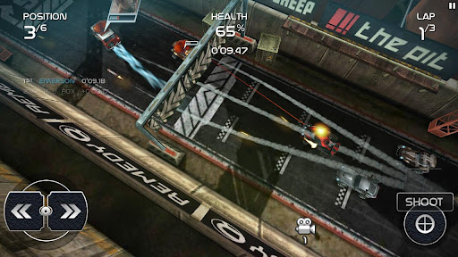 Death Rally - Download   Install Android Apps   Cafe Bazaar