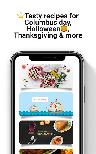 Cookbook Recipes - Free recipes app
