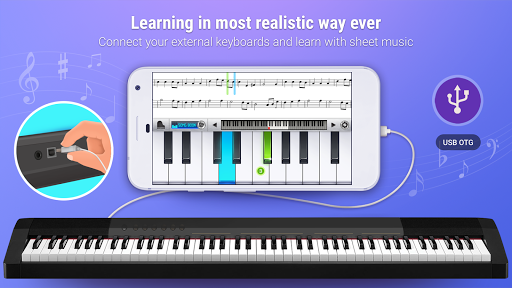 Learn Piano - Download | Install Android Apps | Cafe Bazaar