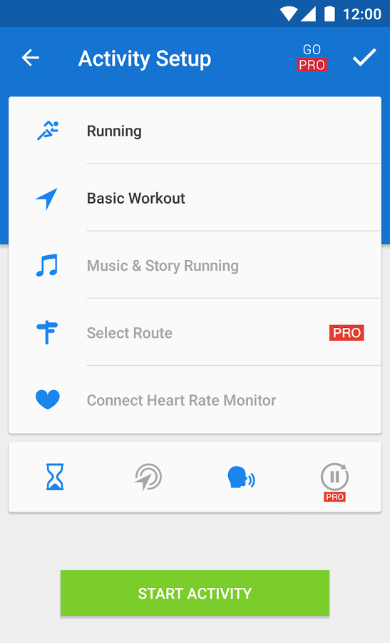 Runtastic Running