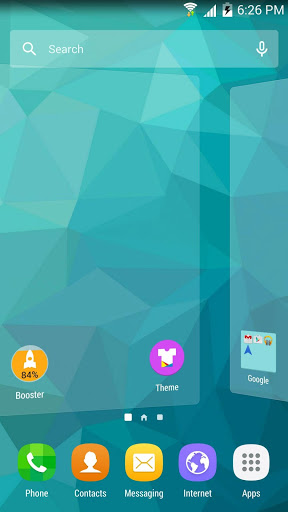 S Launcher for Android - Download | Cafe Bazaar