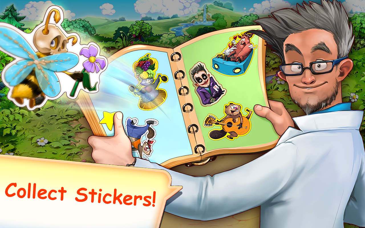 Farm Frenzy Inc Game for Android - Download   Cafe Bazaar