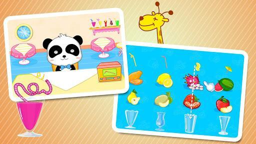 Little Panda Gourmet - Gameplay image of android game