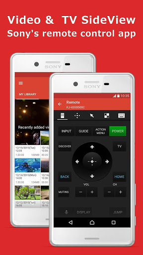 Video Tv Sideview Remote Download Install Android Apps