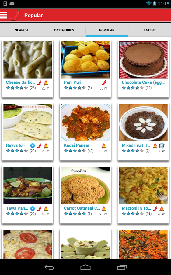 Sweetnspicy download install android apps cafe bazaar sweetnspicy forumfinder