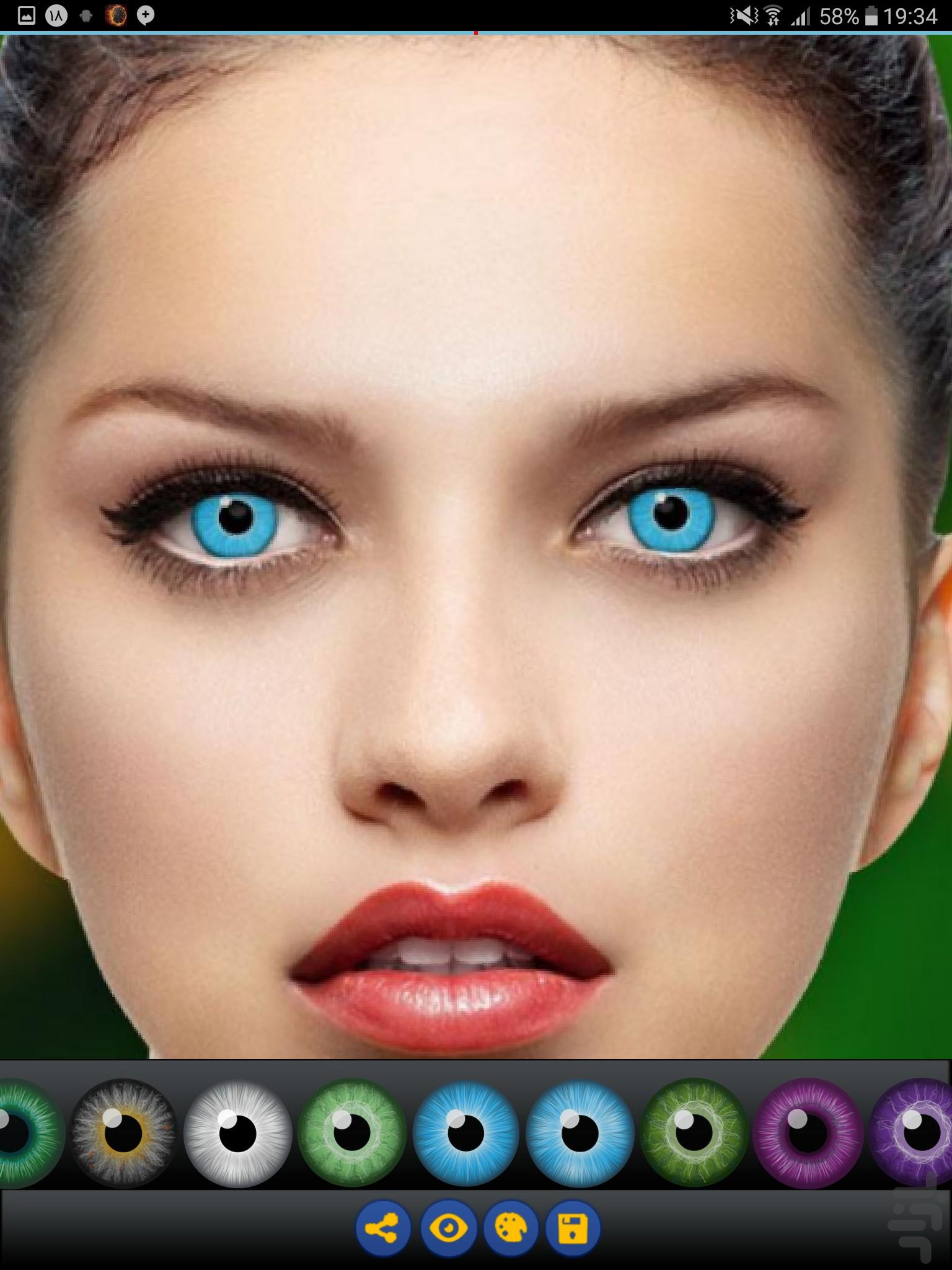 رنگ چشم تغییر Download Install Android Apps Cafe