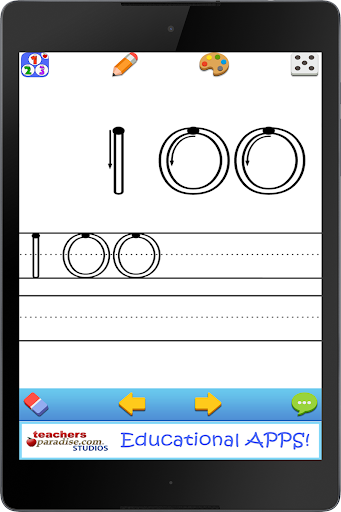0-100 Numbers Game - Learn English Numbers & Words
