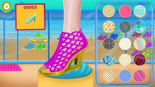 Little Shoe Designer Fashion World Game For Android Download Cafe Bazaar