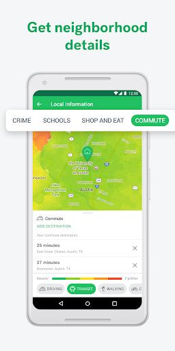 trulia app android