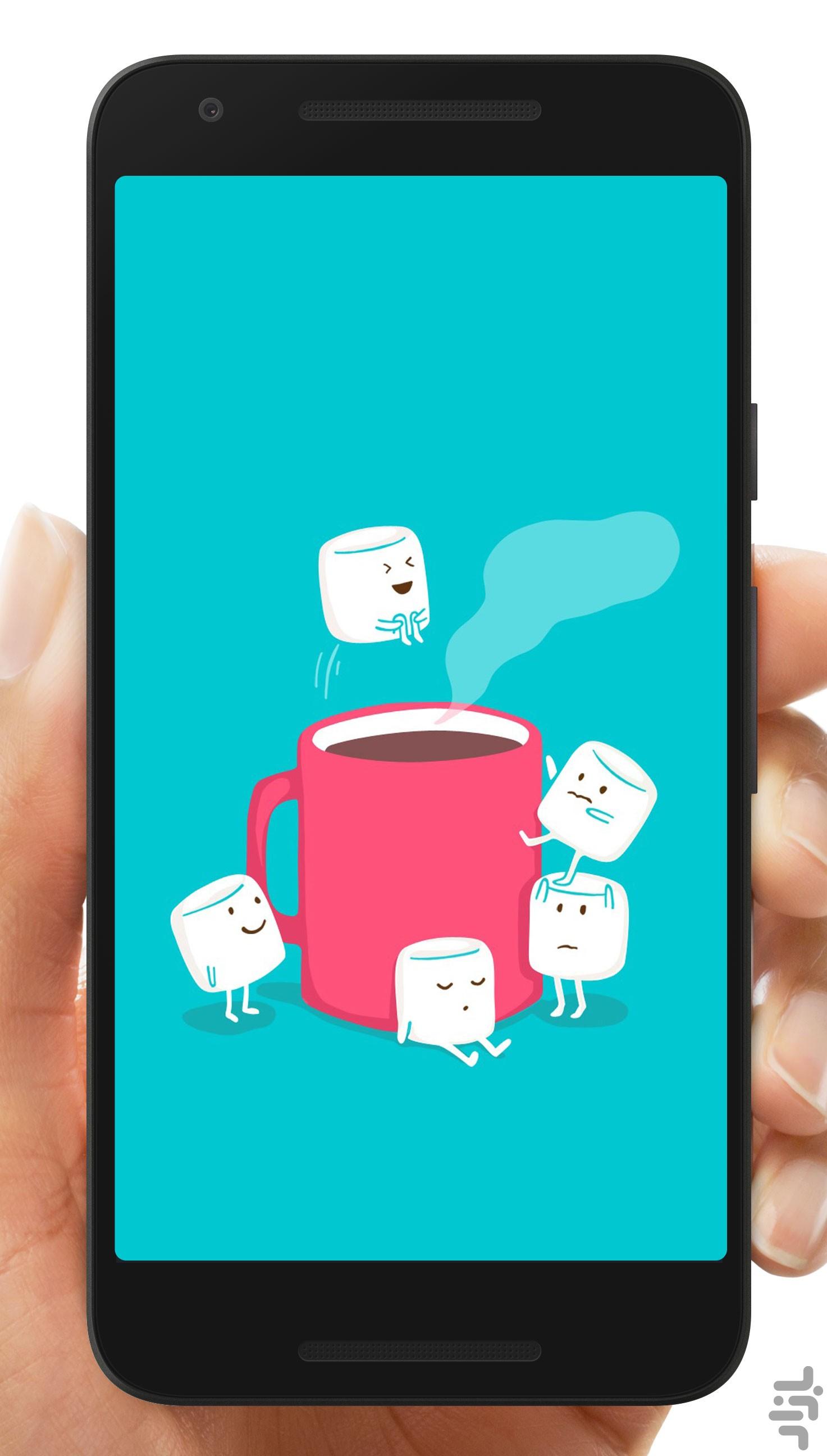 نقش ( والپیپر ساز و عکس نوشته ساز ) screenshot