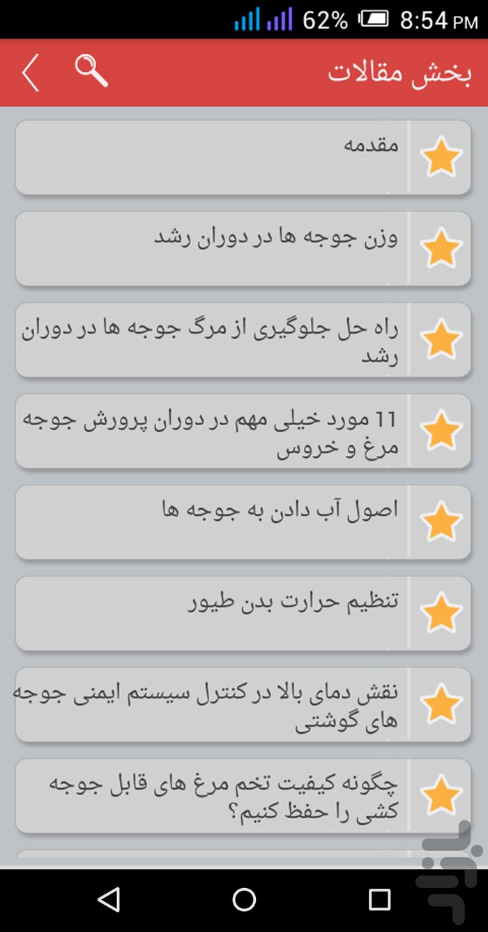جوجه کشی screenshot
