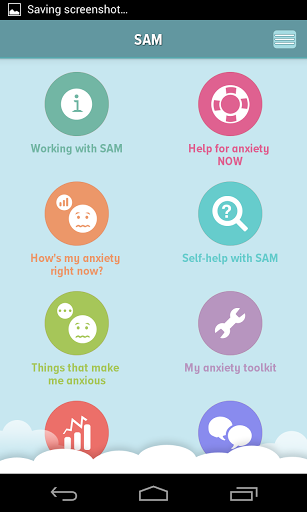 Self-help Anxiety Management