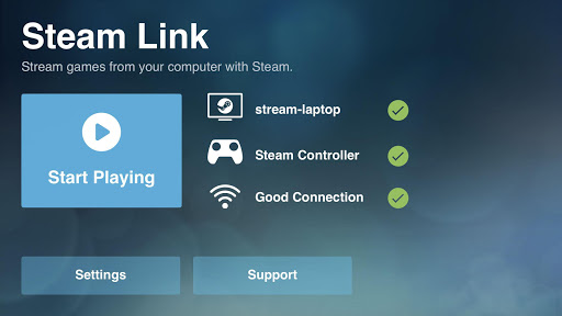 Steam Link (BETA) for Android - Download | Cafe Bazaar