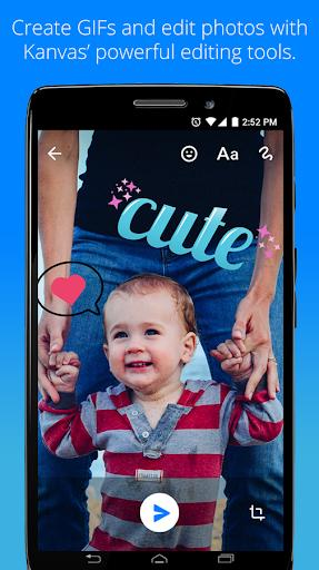 Verizon Messages - Image screenshot of android app
