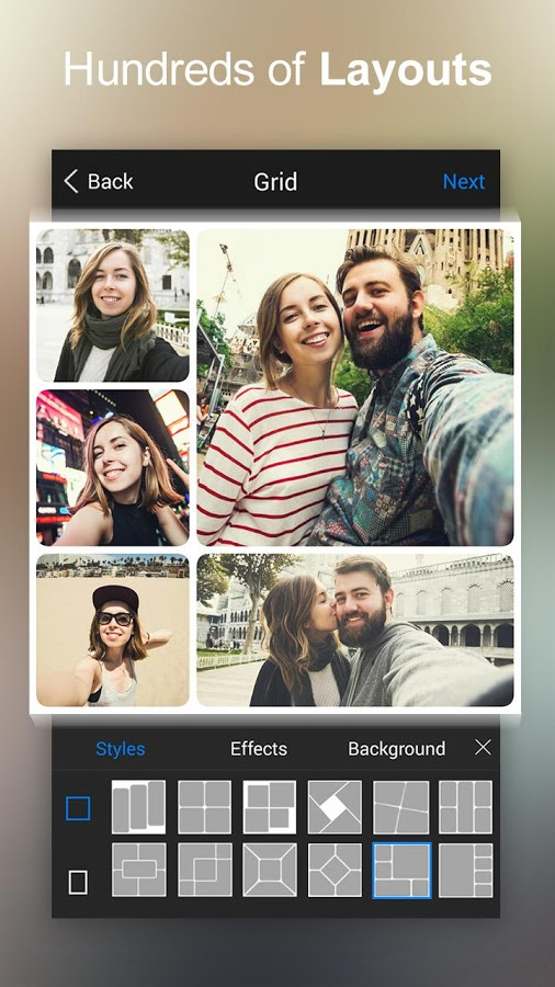 fotorus - photo collage editor