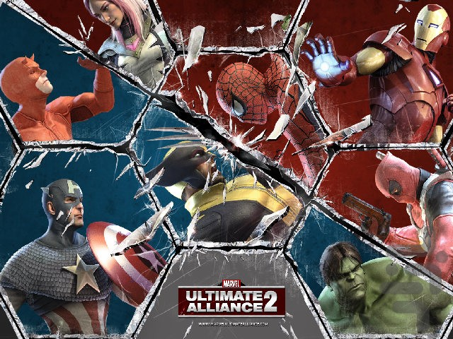 Marvel Ultimate Alliance 2 Game for Android - Download | Cafe Bazaar