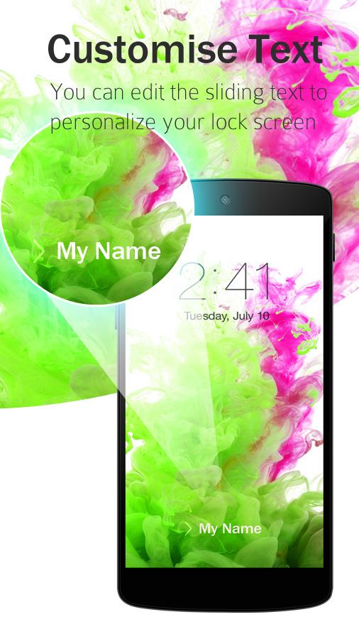 WoW G3 Lock Screen for Android - Download | Cafe Bazaar