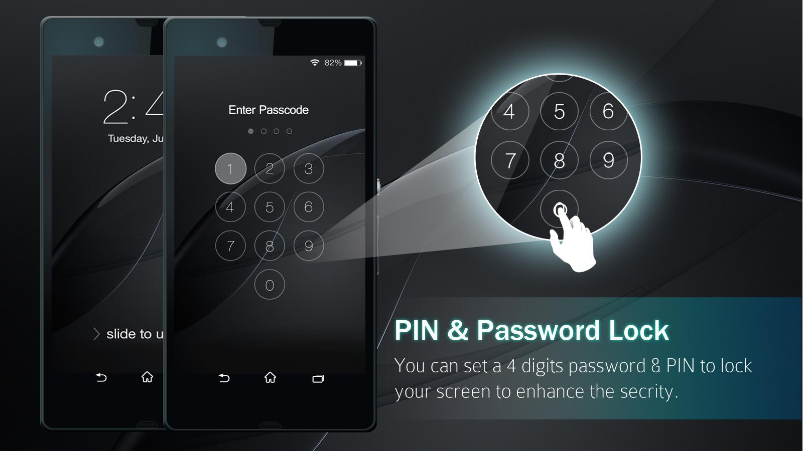 WoW Xperia Lock Screen for Android - Download | Cafe Bazaar