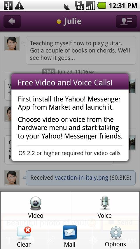 Messenger Voice And Video Plug In دانلود نصب برنامه