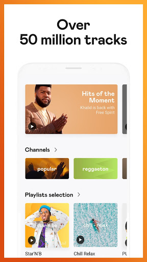 Deezer Music Player: Songs, Playlists & Podcasts - Download