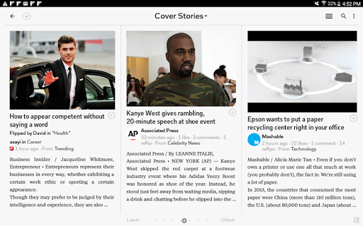 Flipboard: News For Our Time