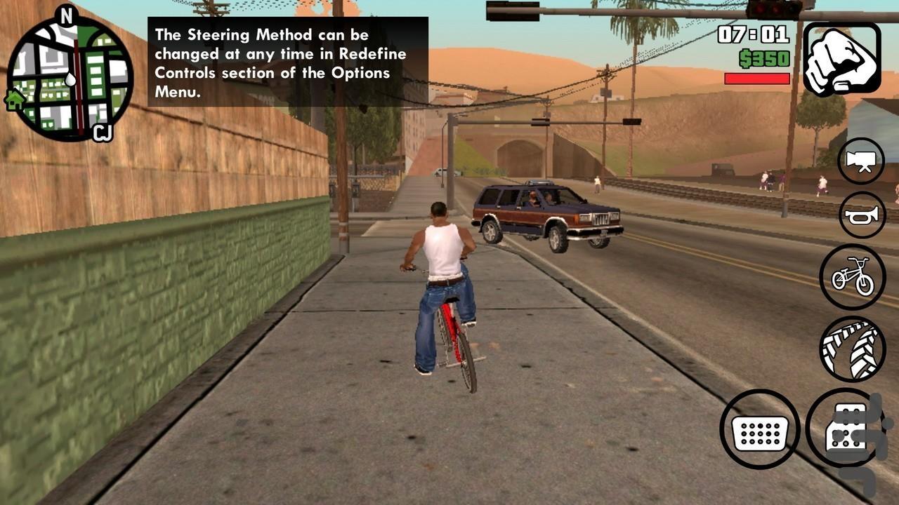 Gta san andreas mobile game free download