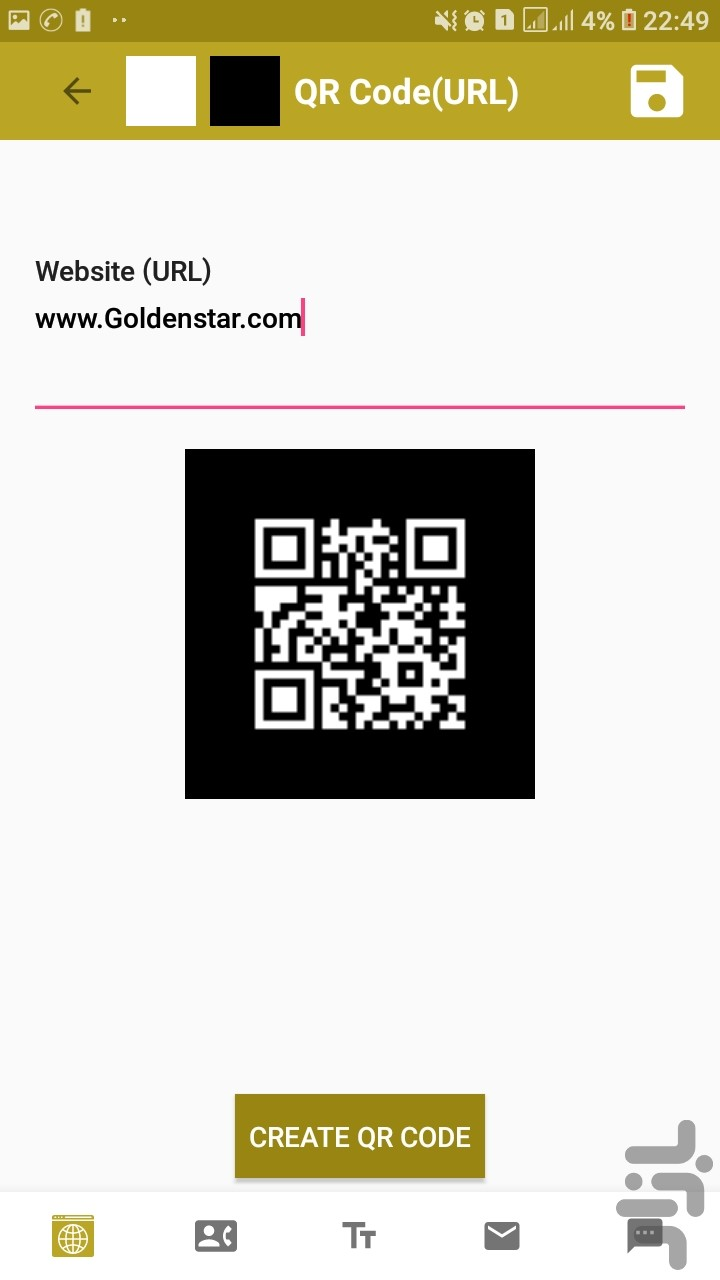 QR Code And Barcode for Android - Download | Cafe Bazaar