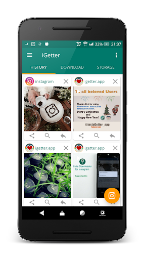 iGetter - Quick save video & story for Android - Download | Cafe Bazaar