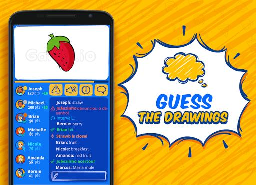 Gartic.io - Draw, Guess, WIN - عکس بازی موبایلی اندروید