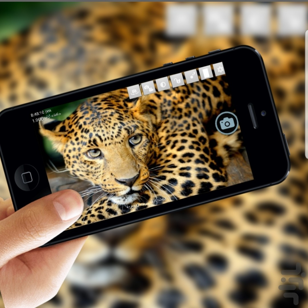 Camera Pro for Android - Download | Cafe Bazaar