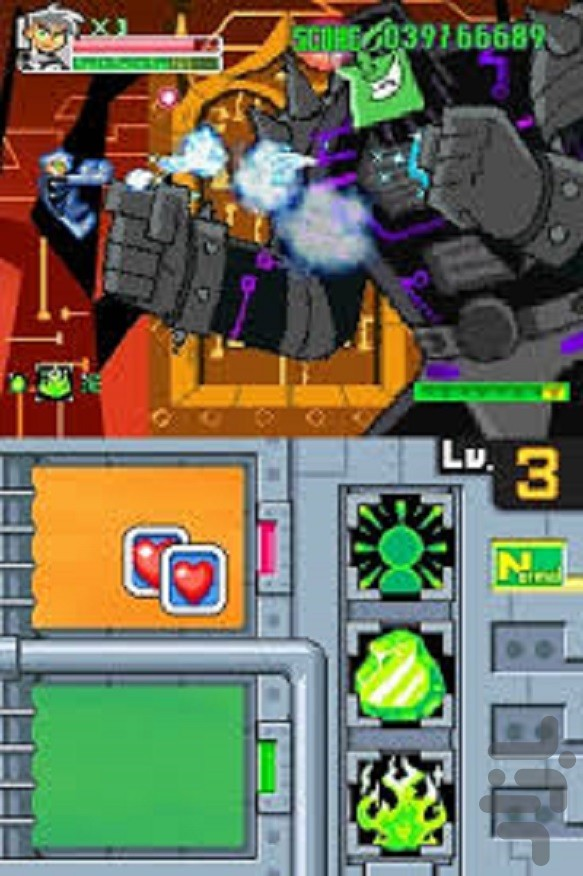 Danny Phantom Powers Game for Android - Download | Cafe Bazaar