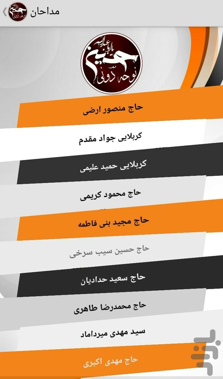 Mahmood karimi nohe download:: unad.
