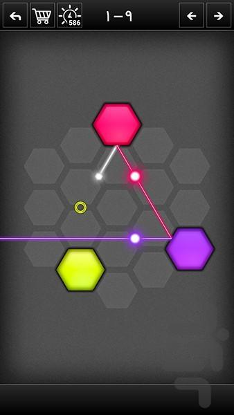 Reflection - Gameplay image of android game