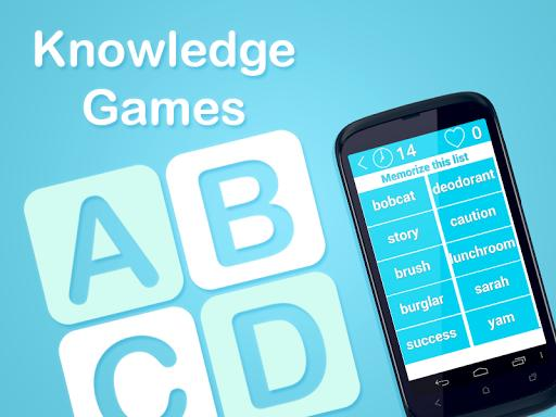 Mind Games - Gameplay image of android game